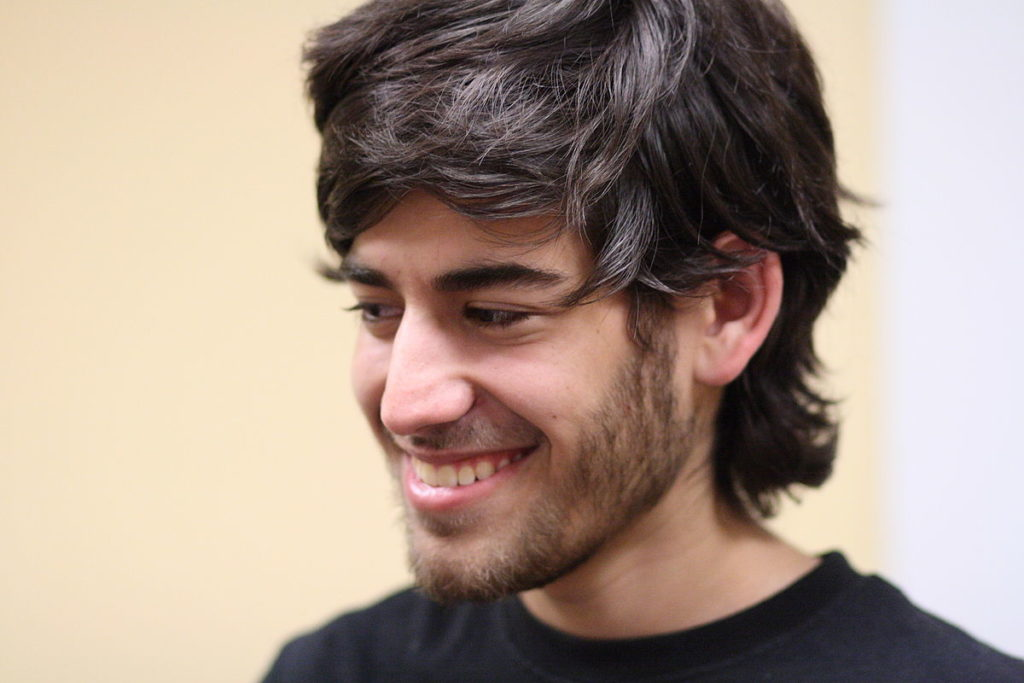 Crowdfunding to Commemorate an Internet Prodigy: Aaron Swartz