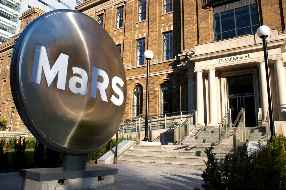 MaRS Discovery District in Toronto