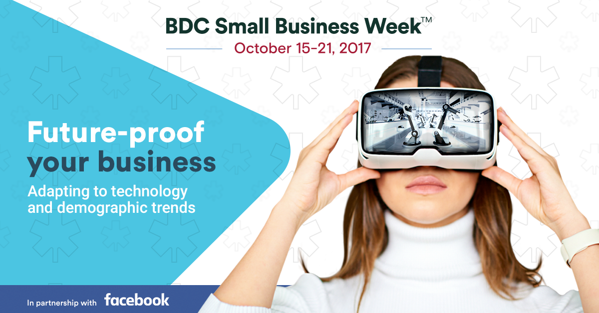 BDC's Small Business Week
