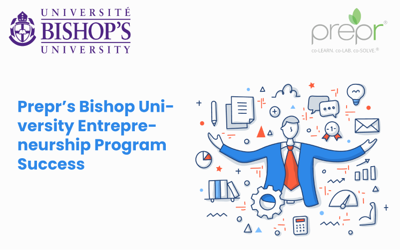Prepr's Bishop University Entrepreneurship Program Success