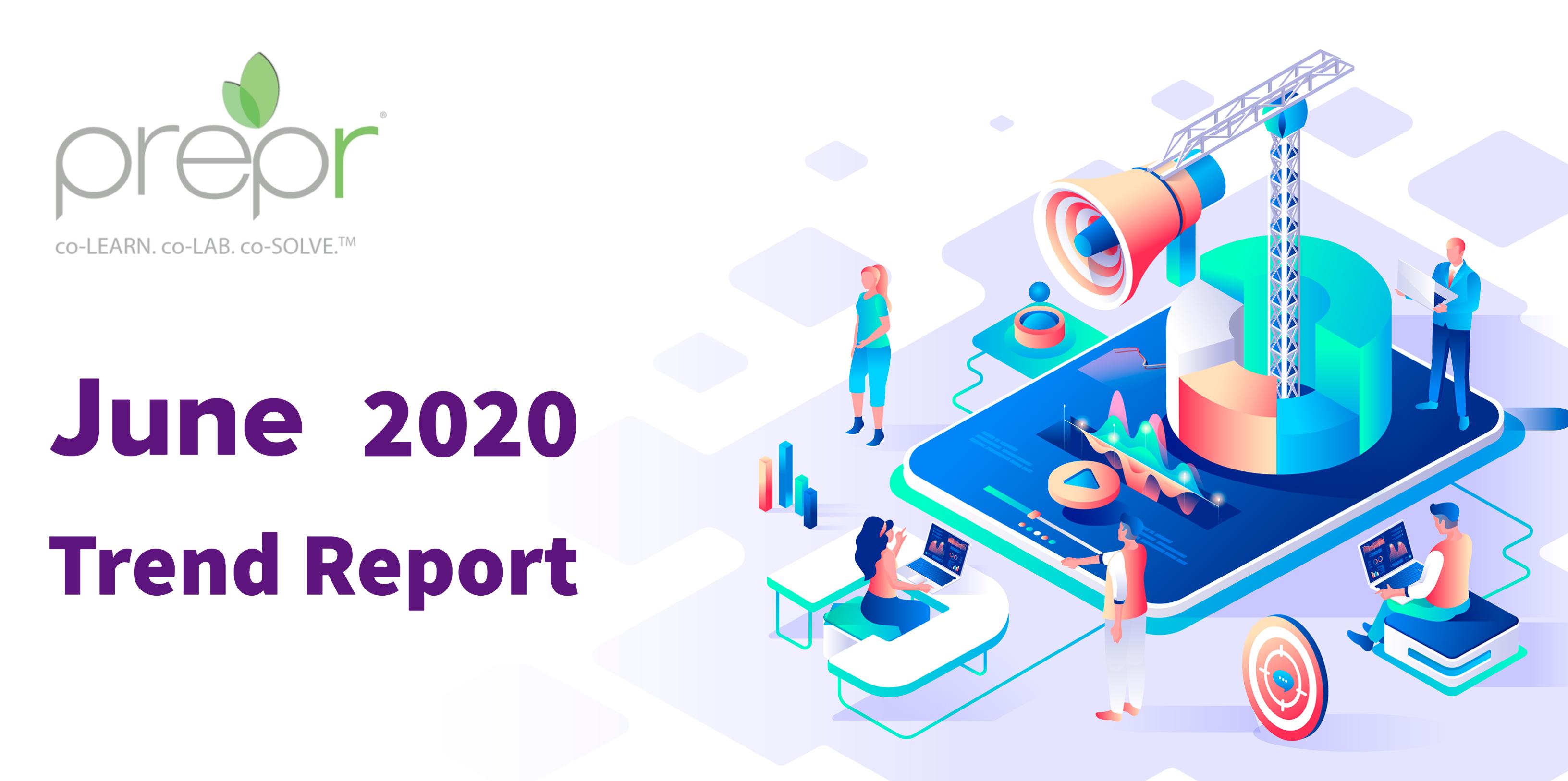 June trend report