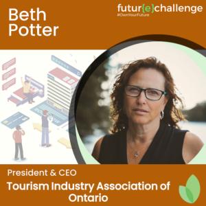 Prepr Industry Future Challenge Speaker - Beth Potter