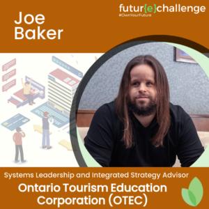 Joe Baker - Industry Future Challenge by Prepr