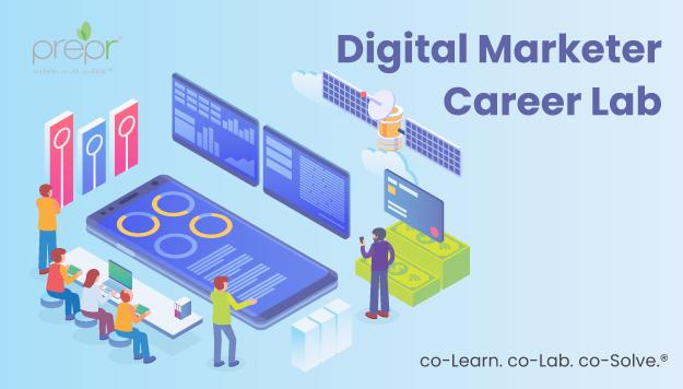 Digital Capability - digital marketer career lab