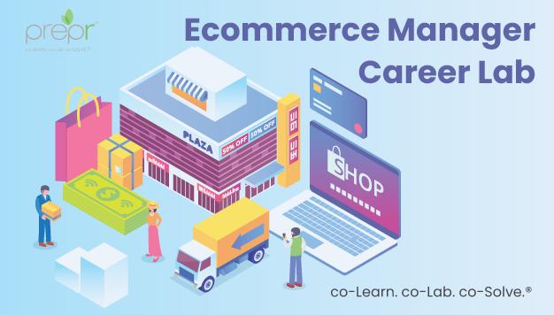 Digital Capability - ecommerce manger career lab