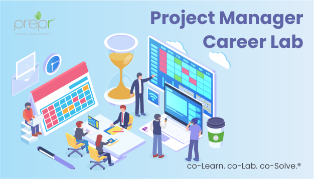 Digital Capability - project manager career lab