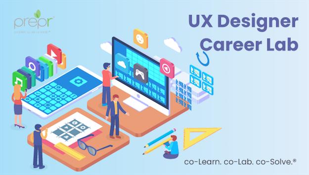 Digital Capability - UX designer career lab