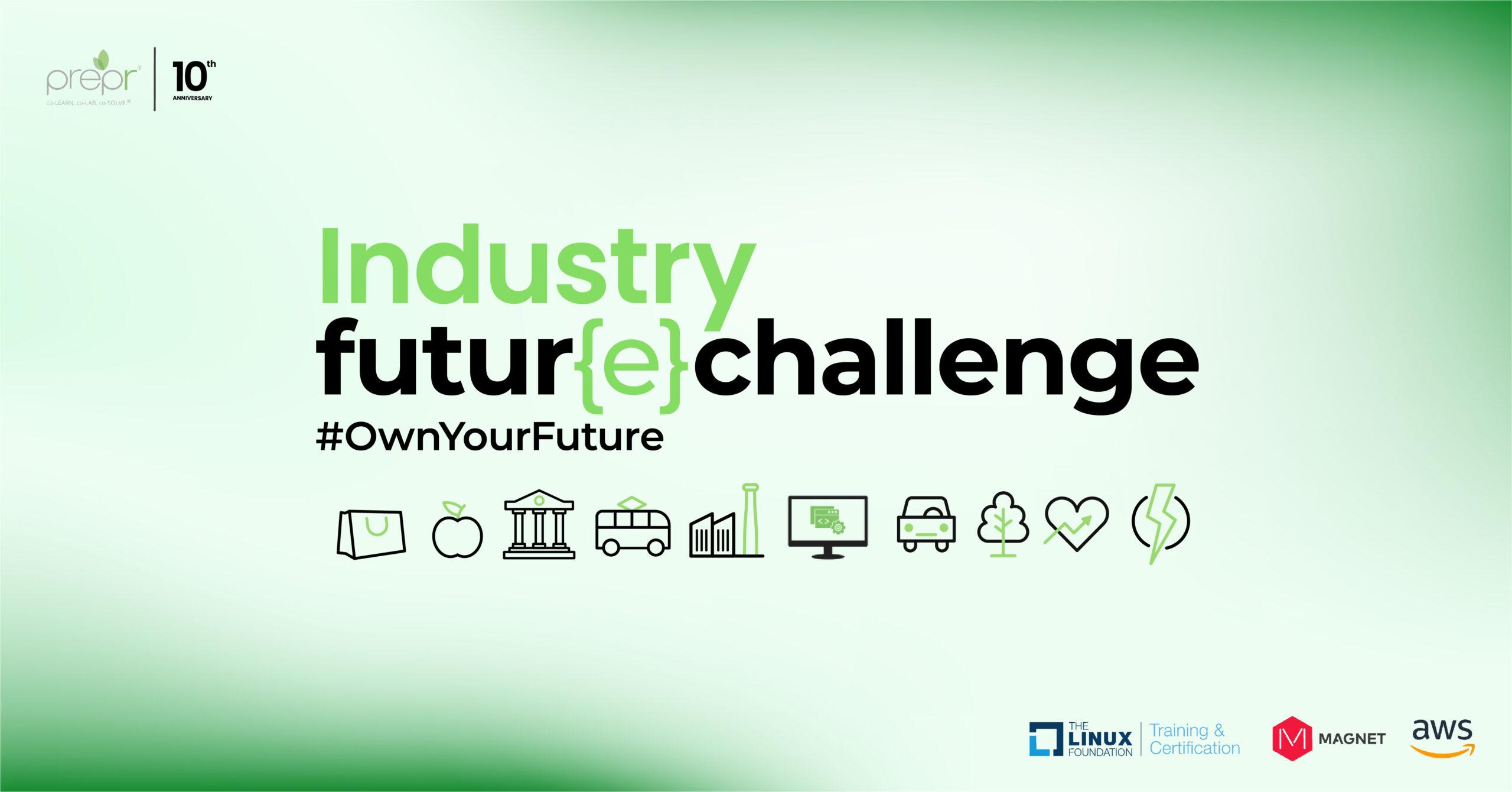 Industry Future Challenge Winners